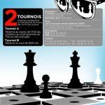 Échecs : tournois organisés championnat de France des malvoyants